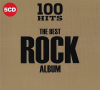 100 Hits The Best Rock Album (5CD) (2018)(Music CD)